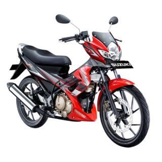Harga Lengkap Sepeda Motor Suzuki Terbaru