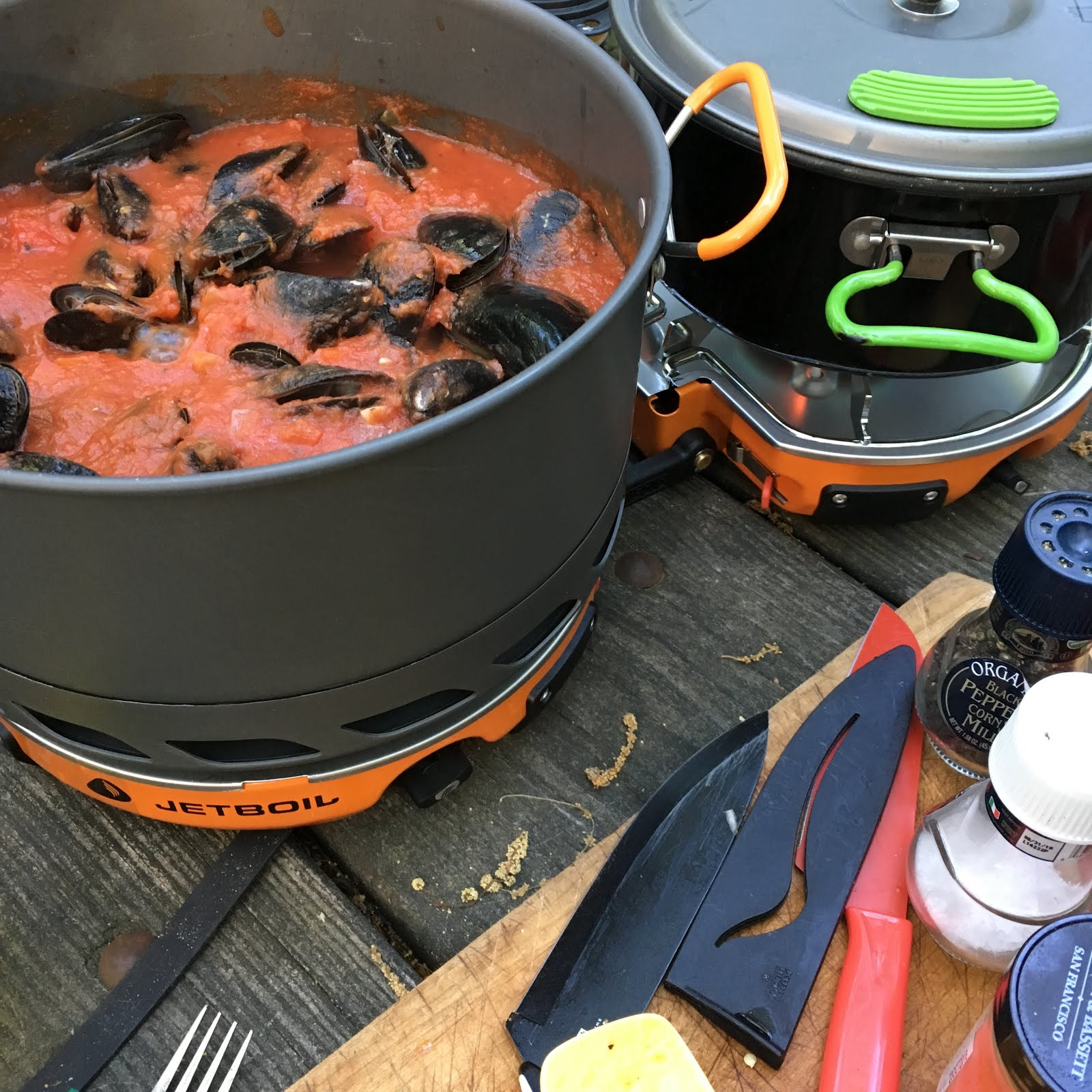 Paddling Otaku: Pack and Go! or Hell NO! Jetboil Genesis Gear review