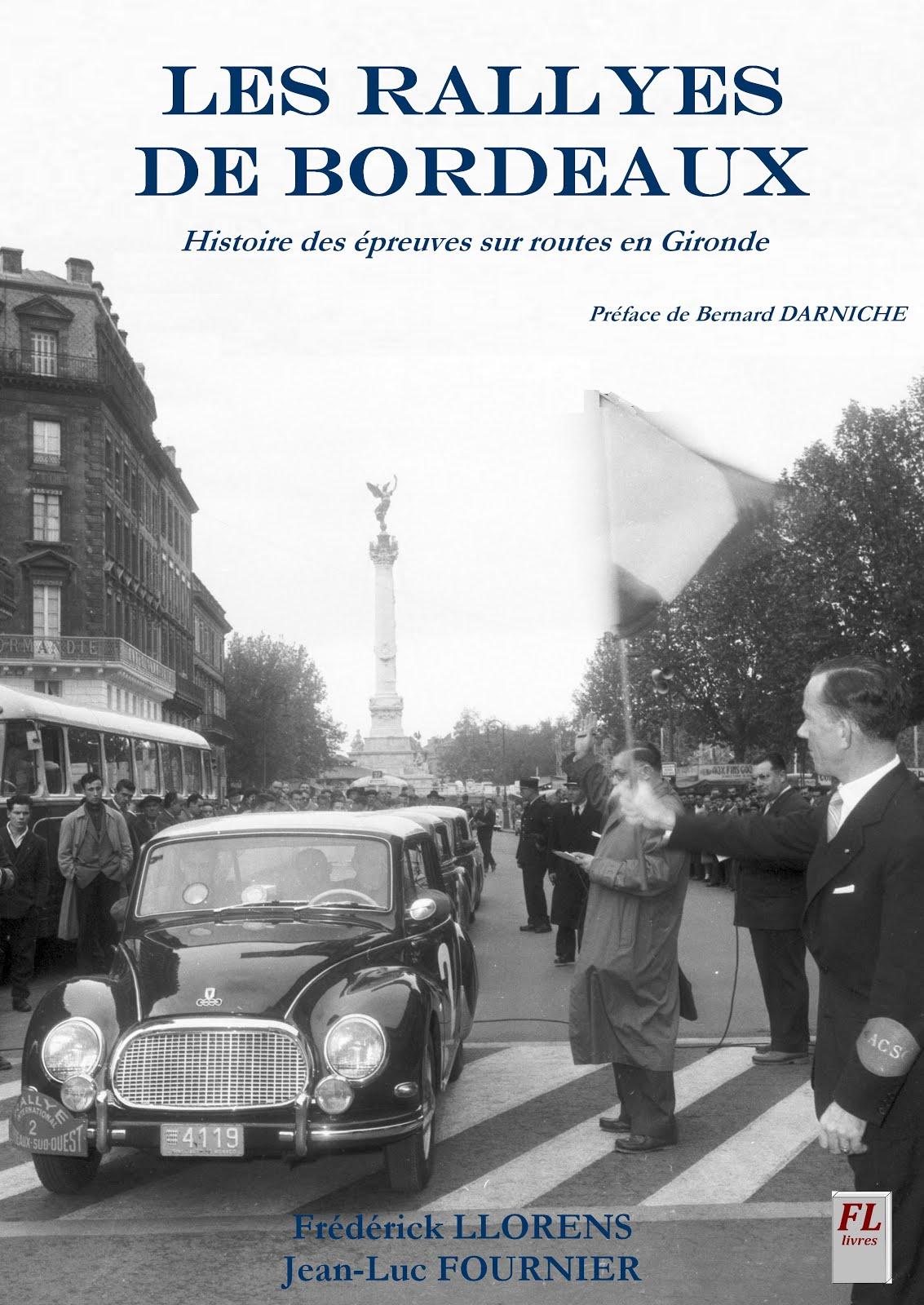 Les rallyes de Bordeaux