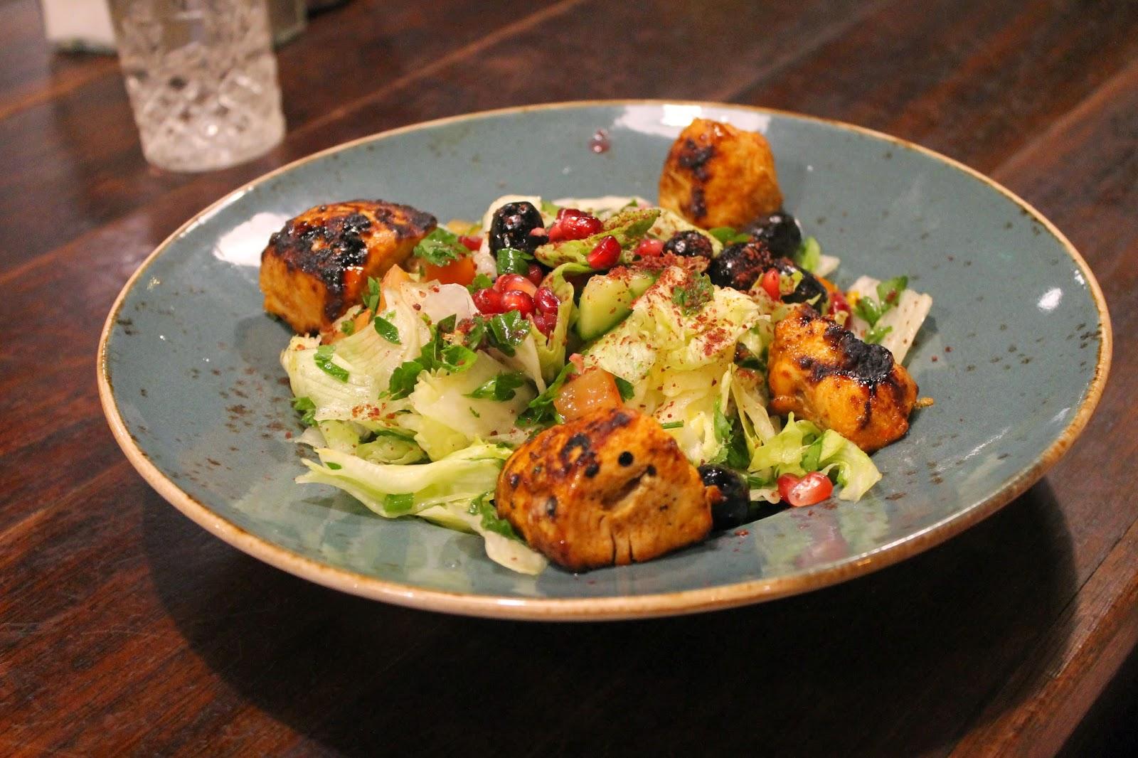 Bakchic Liverpool Salad