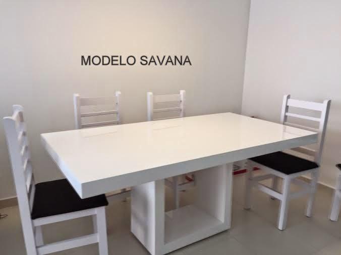 Sala De Jantar Resina Branca ~ mesa de jantar resinada para 8 cadeiras retangular em resina branca