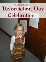 http://www.livingandlearningathome.com/2013/10/reformation-day-celebration.html