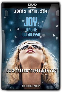 Baixar Joy – O Nome do Sucesso (2016) Torrent - Dublado DVDSCR