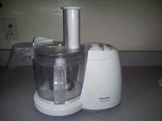 Homemade Laundry Soap detergent how-to food processor