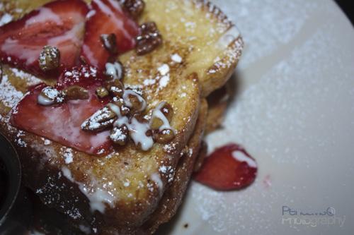 ... Breakfast Menu: Review: Lemon Ricotta Pancakes at Cheesecake Factory
