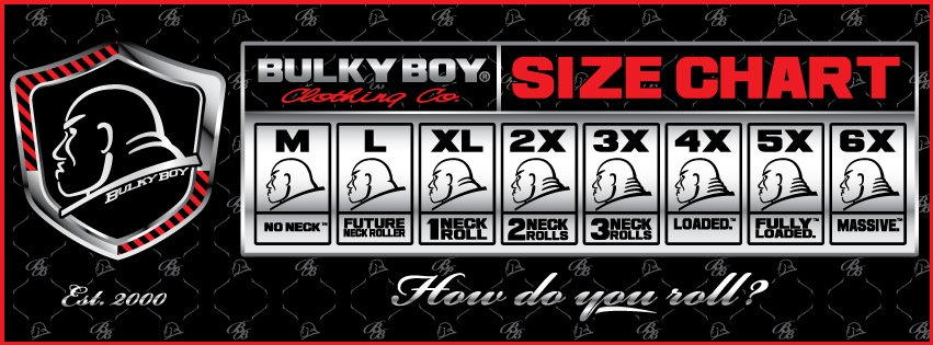 Bulky Boy Blog