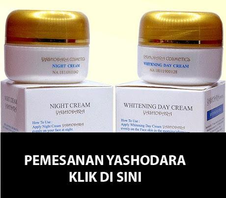 Cream Pemutih Wajah Yashodara