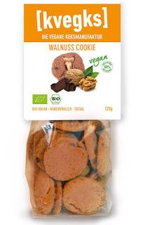 kvegks - vegane Bio-Cookies