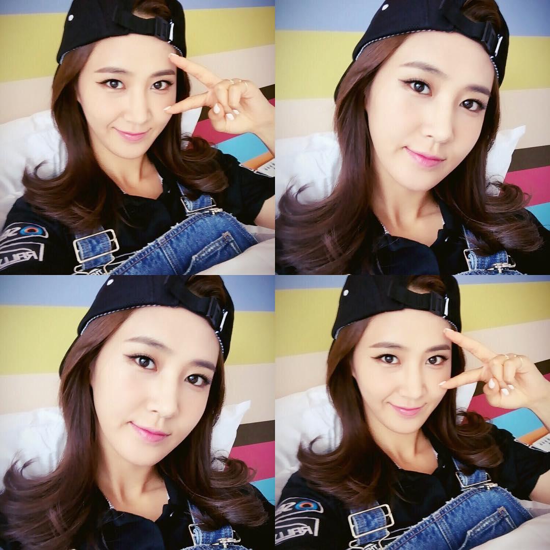 selca  SNSD Korean