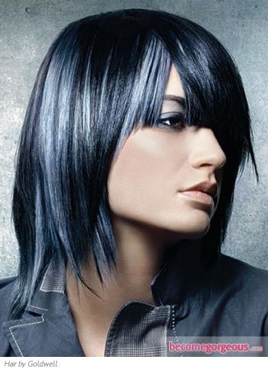 ideas de color de pelo para la primavera peinados de