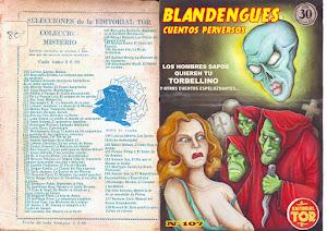Blandengues, cuentos perversos