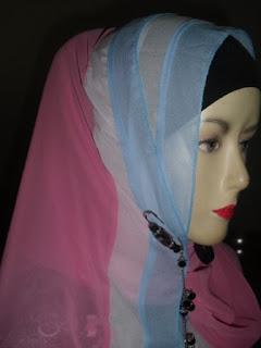 Foto Cara Memakai Jilbab Pashmina