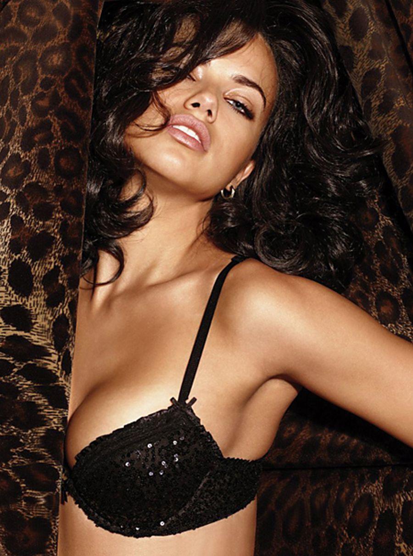 Adriana Lima hot celebs hot black bikini stock photo : sexy legs. Save to a lightbox ▼. Please Login.