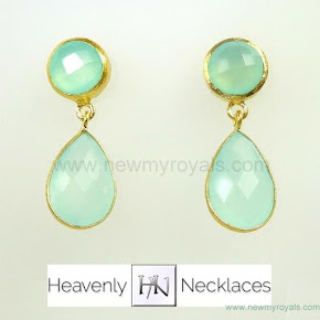 Sophie Countess of Wessex Style Heavenly Necklaces Earrings
