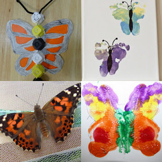 Butterfly activity for kids
