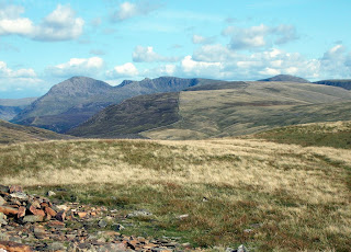 western lake district fells