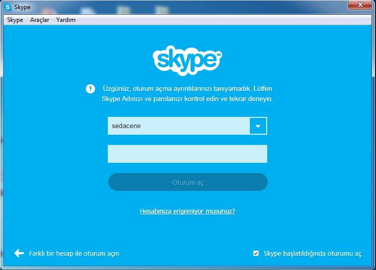 В скайпе не открываются фото что делать