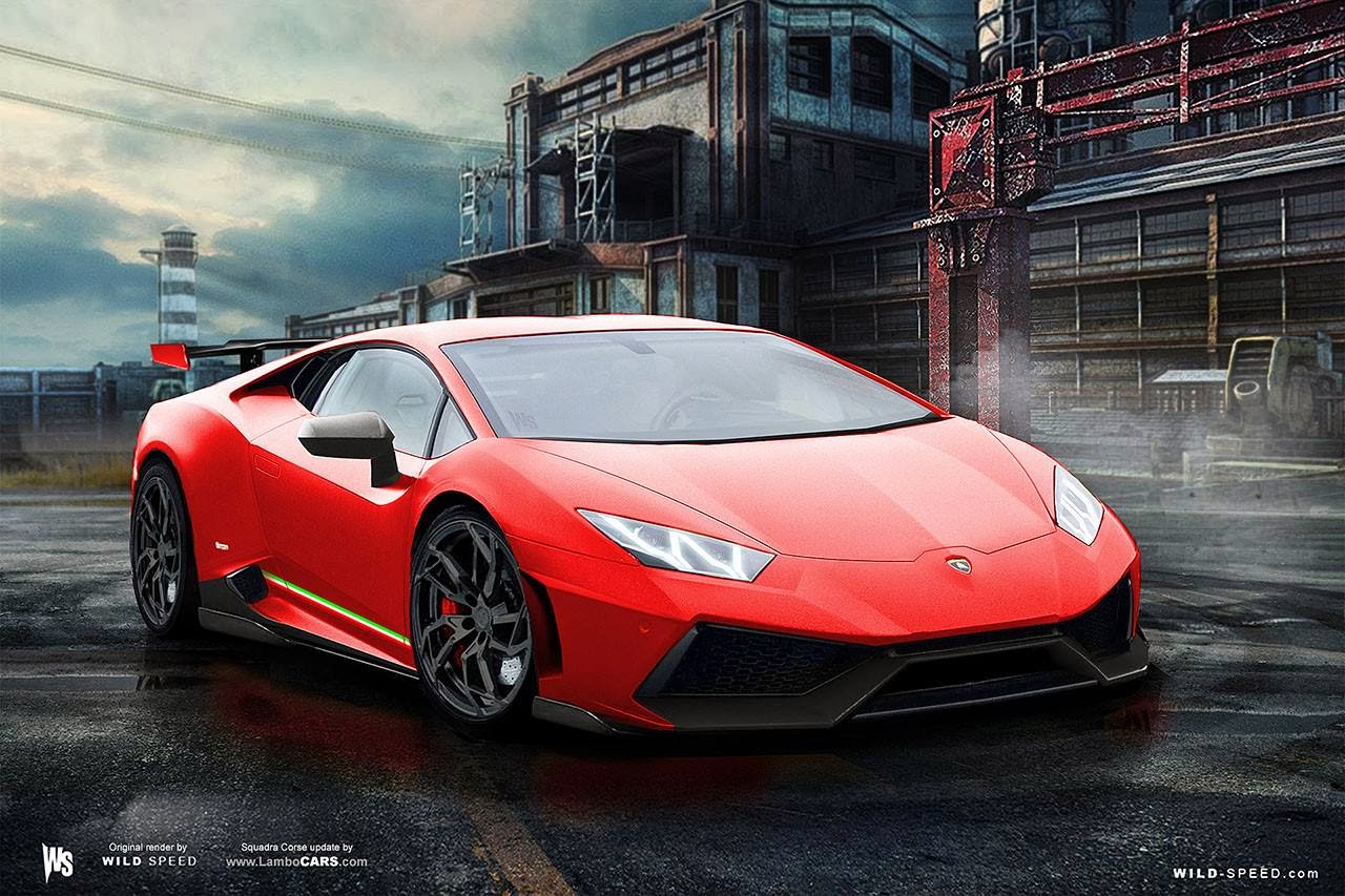 Lamborghini Huracan LP 610 Wallpaper full HD