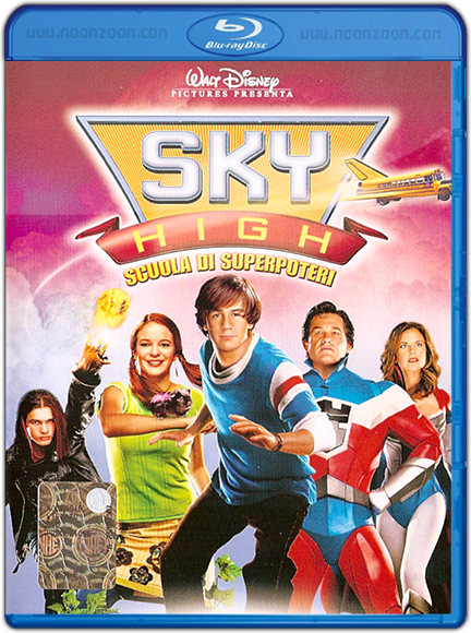 [Super Mini-HD] Sky High (2005) สกายไฮ รวมพันธุ์โจ๋ พลังเหนือโลก [720p] [Modified]-[พากย์ไทยเท่านั้น]