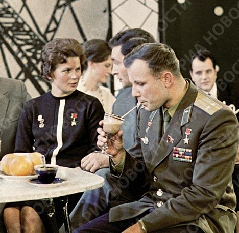 Así inauguró Gagarin la conquista del espacio Gagarin+4