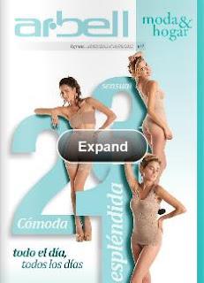 catalogo arbell moda y casa 7-2013