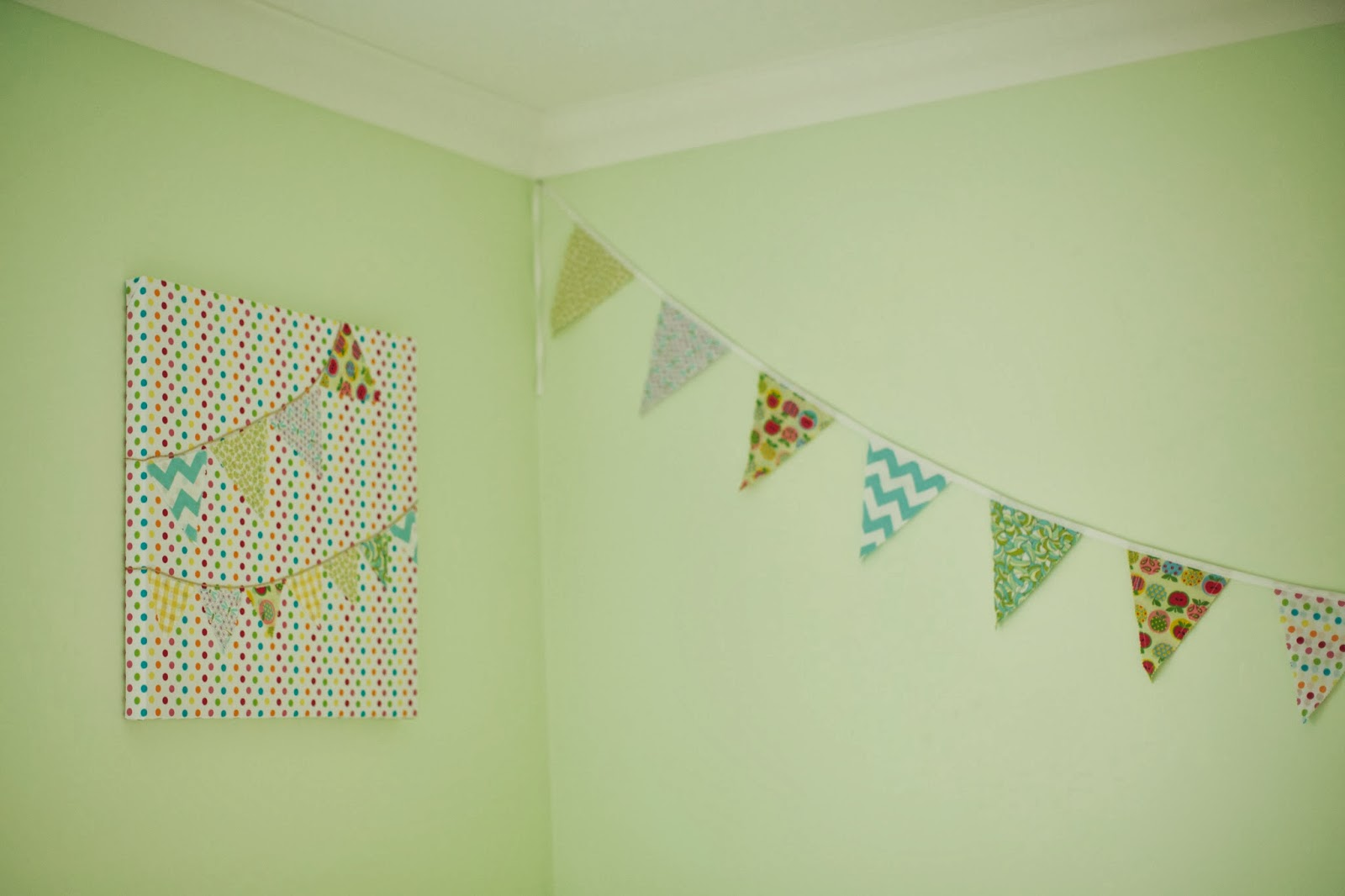 Learning Lessons in Mummyography: The Nursery!