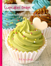 Tutorial de cupcakes soaps