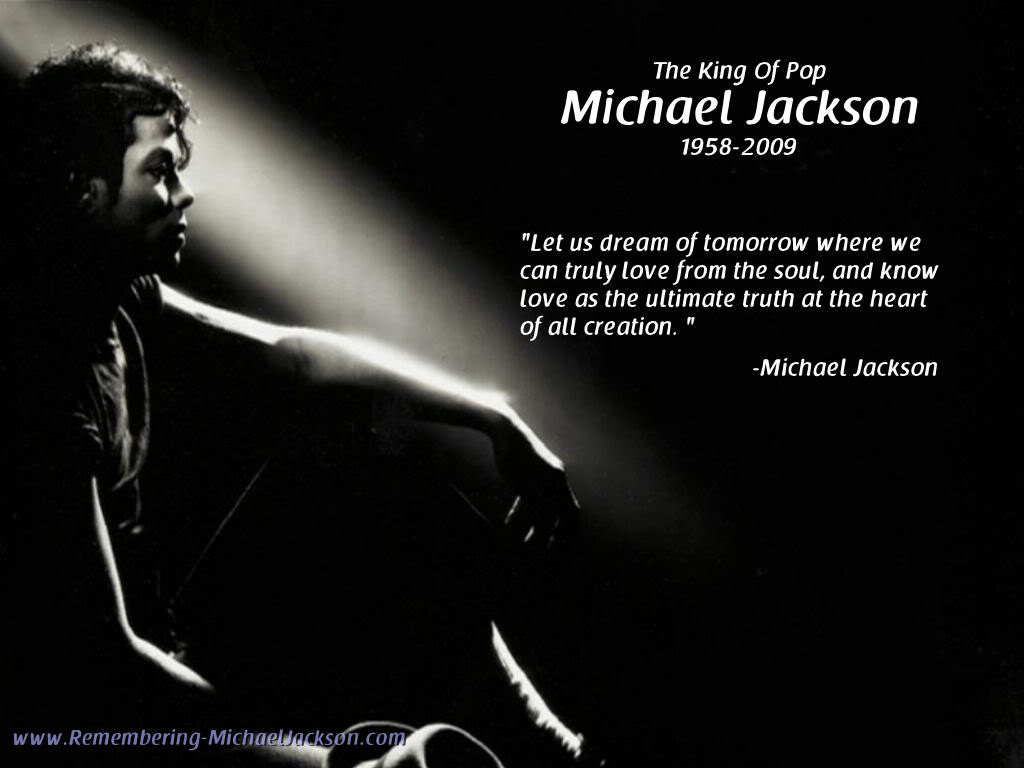 wallpaper sea: michael jackson