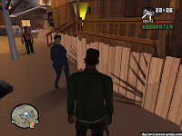 GTA San Andreas Snow Mod - screenshot 8