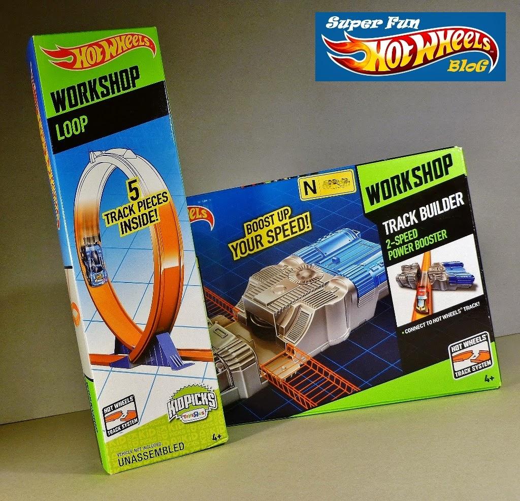 super fun hot wheels blog hw track builder july loop. Black Bedroom Furniture Sets. Home Design Ideas