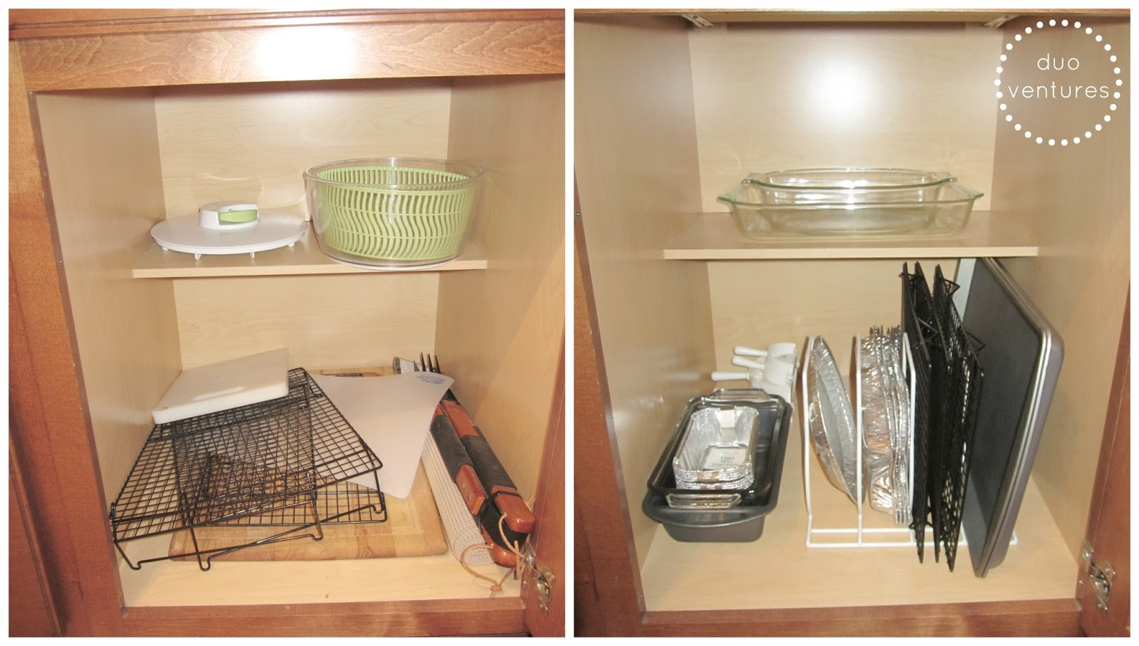 Duo Ventures: Organizing: The Kitchen