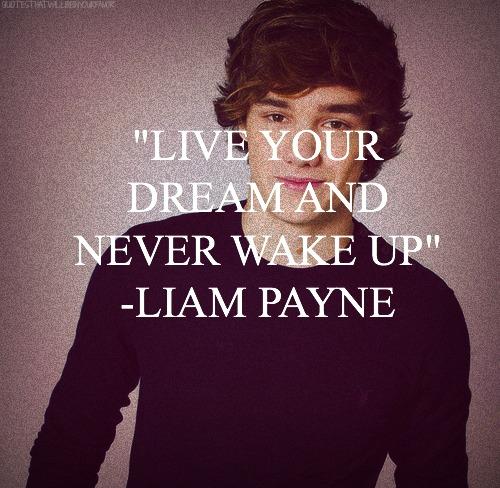 Liam Payne Quotes. Quo...