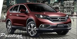 Spesifikasi Dan Harga Lengkap Honda New CR-V 2013
