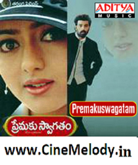 premaku swagatham Telugu Mp3 Songs Free  Download 1999