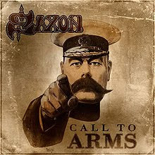 Saxon – Call To Arms –Live At Donington – 2011 CD