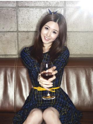 Chocolat Kpop Min Soa