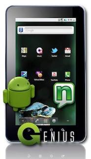 harga tablet android Nexian Genius A7500 2012