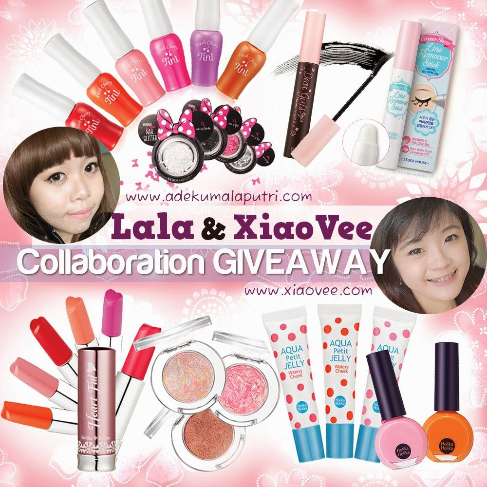 Lala & Xiao Vee concurso