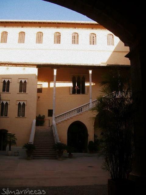 palacio Ducal en Gandía.
