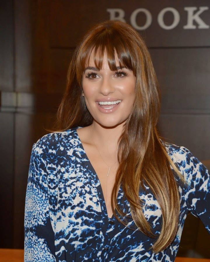 lea michele brunette ambition pdf