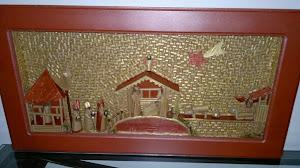 Prêmio - Concurso Nacional de Presépios 2011 da FAOP (Fundação de Artes de Ouro Preto)