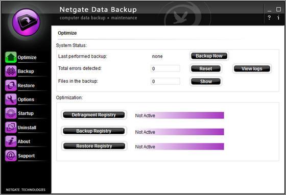 netgate data backup tool