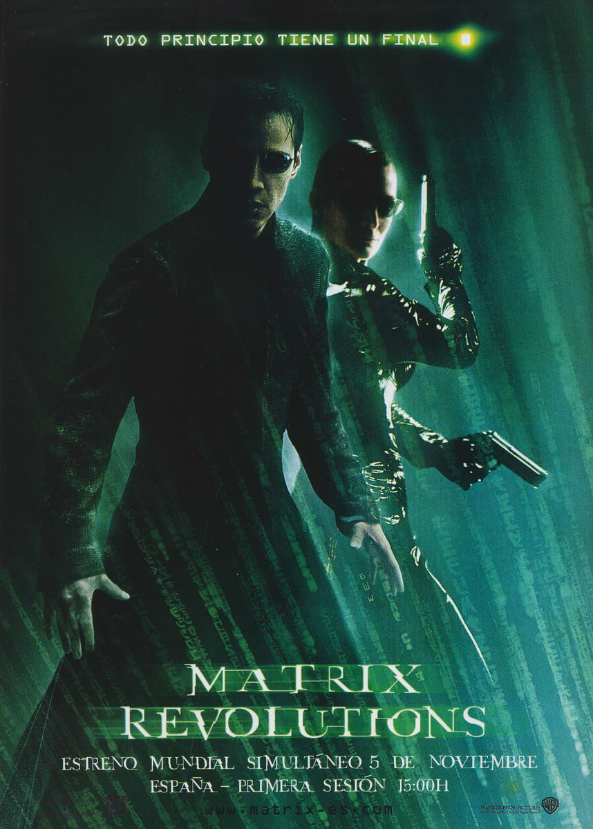 an examination of the movie the matrix Child prodigy, prolific writer, poet and creative genius are just a few of the terms used to describe sophia stewart growing up in new york city, stewart's intellectual prowess was.