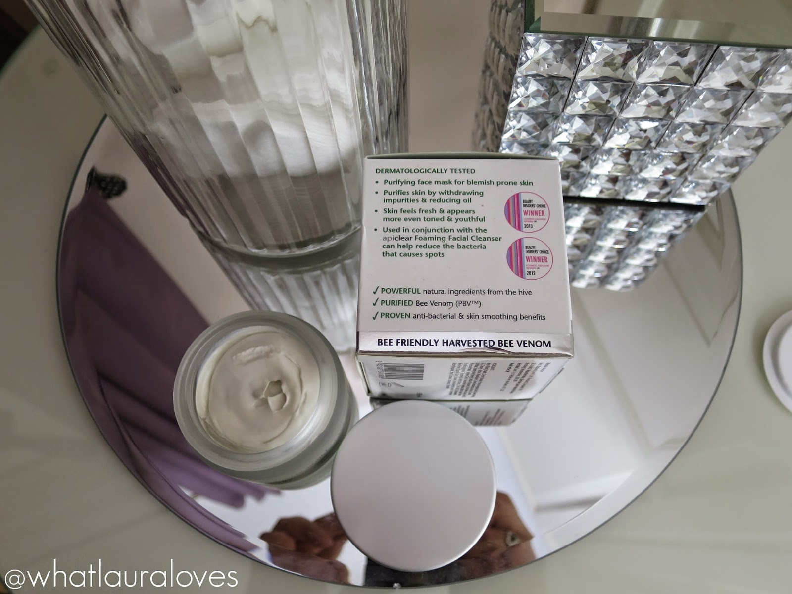 Manuka Doctor ApiClear Purifying Face Mask Review Oily Troubled Blemish Prone Skin
