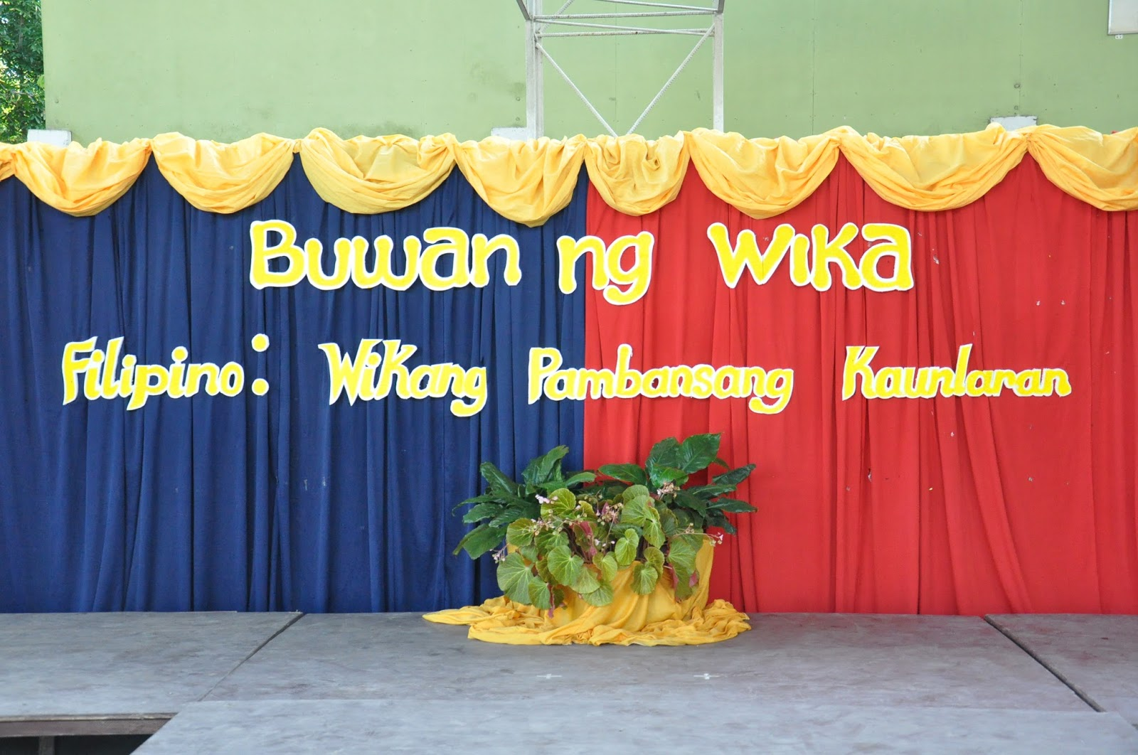 buwan ng wika This year's annual observance of buwan ng wika, aug 1-31, will be highlighted by three competitions.