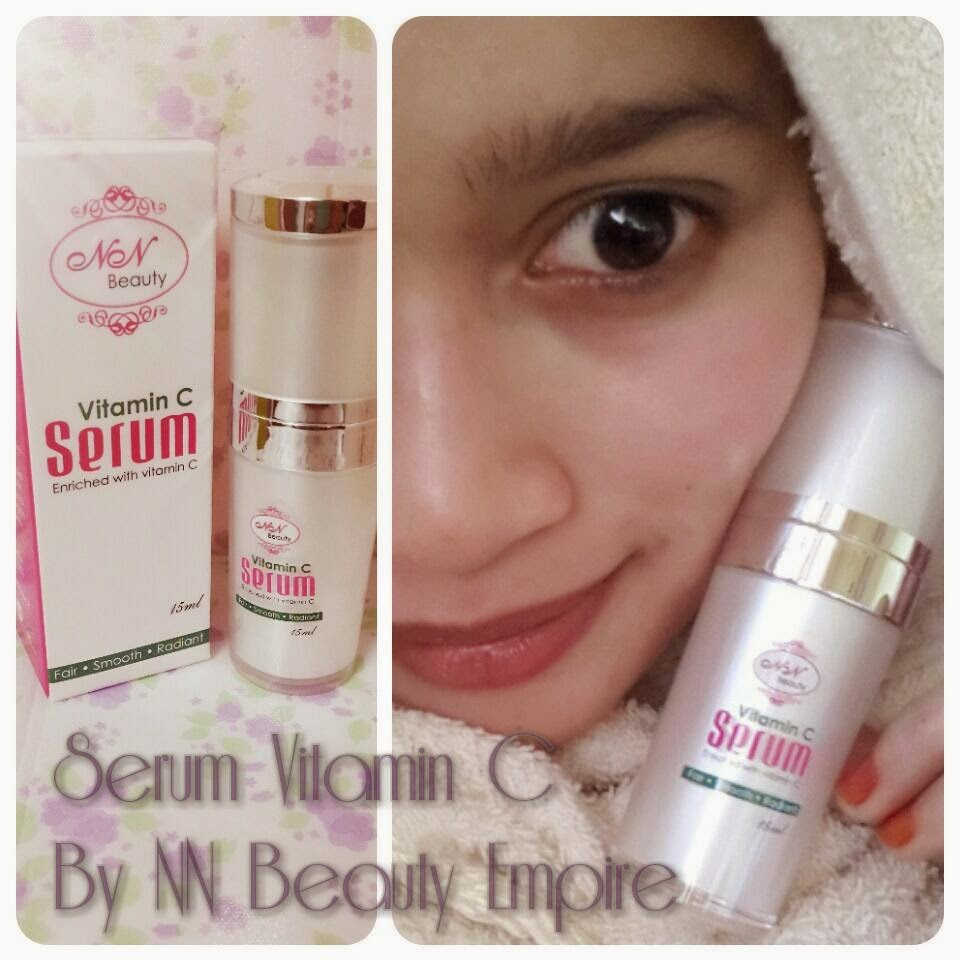 SERUM VITAMIN C NN BEAUTY