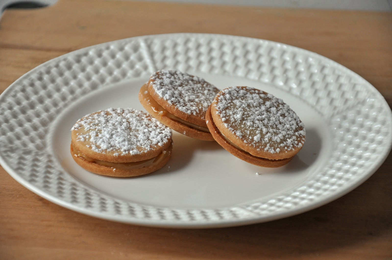 Don't F With Chef: Alfajores