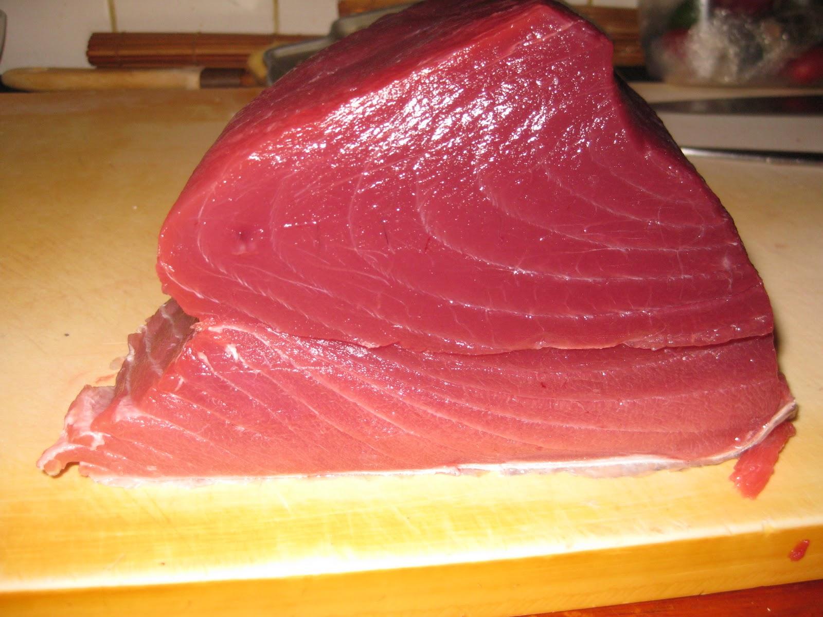 Филе тунец рецепт пошагово