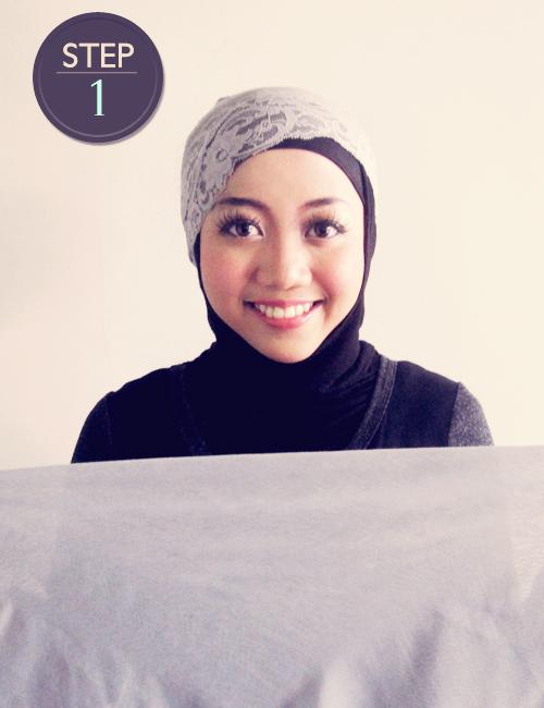 Tampil Modis Dan Simpel Dengan Jilbab Segiempat 60 Detik Di Jamin Cantik