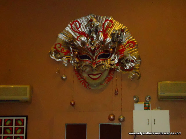 Masskara Decors2 At Bacolod Chicken House